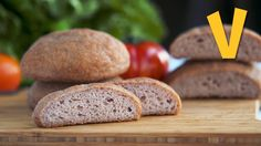 Here you have our recipe for how to make gluten-free bread. In this episode we'll show you how to prepare some deliciously soft gluten-free buns. If you like...