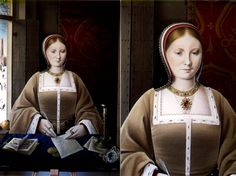 KATHERINE OF ARAGON - As time passed, hope for more children began to fade. There were other changes in the once strong marriage. Katherine, now 40, was six years older than Henry, and this began to show. She withdrew from the lively court life that Henry still enjoyed, becoming increasingly pious and devout.