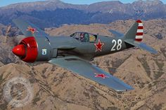 Lavochkin La-5 (or 7?)
