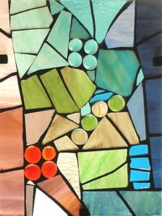 colorfull Pattern great idea for page background- Mosaic Pots, Mosaic Garden, Mosaic Wall, Mosaic Glass, Mosaic Tiles, Glass Art, Mosaic Crafts, Mosaic Projects, Stained Glass Projects
