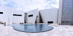 Museo Internacional del Barroco Arquitecto: Toyo Ito Ubicación: Puebla, México  #ToyoIto #Museum #Architecture