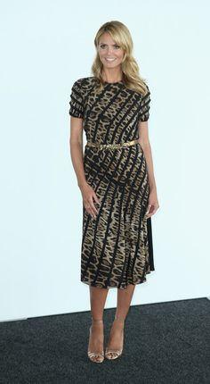 Как носить леопардовый принт: советы эксперта : / фото 2