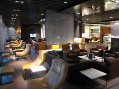 Luftansa Lounge
