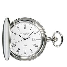 Tissot Savonnette Pocket Watch $325