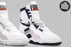 Nike Air Force STS - Check out these towering high-tops! Where can I get me a pair of these bad boys??