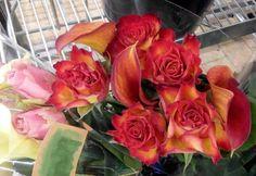 růže mého srdce a kaly (88 pieces) Jigsaw Puzzles, Flowers, Plants, Puzzle Games, Plant, Royal Icing Flowers, Flower, Puzzles, Florals