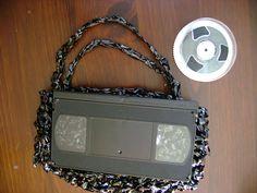 Video Cassette Purse