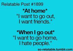 Lol some days :)