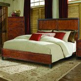 Found it at Wayfair - kathy ireland Home by Vaughan Rustic Lodge Panel Bed