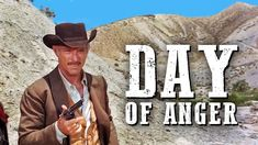 Day of Anger - A scruffy garbage boy becomes the pupil of a famed gunfighter. Day Of Anger Director: Tonino Valerii Writers: Ernesto Gastaldi, Tonino. Movies Quotes, Comedy Movies, Films, Vintage Movies, Vintage Posters, Day Of Anger, Lee Van Cleef, Germany Language, Minimal Movie Posters
