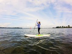 Stand Up Paddling in Maasholm © Kati Vollmers / TA.SH