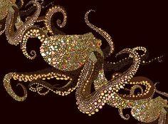 Octopus art.