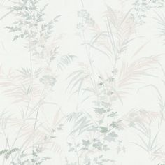 2532-42737 Ivory Tropical Leaves - Tory - Bath Bath Bath IV Wallpaper by Brewster