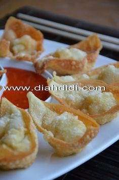 Chinese Seafood Recipe, Seafood Recipes, Chicken Recipes, Snack Recipes, Cooking Recipes, My Favorite Food, Favorite Recipes, Diah Didi Kitchen, Dessert Drinks