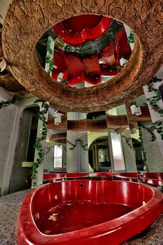 Abandoned Resort in The Pocono's