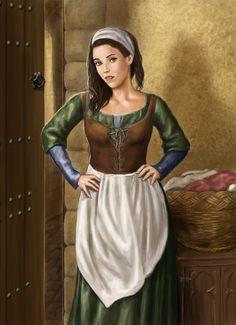 Angelica by dashinvaine.deviantart.com on @deviantART