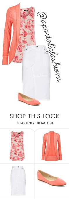 """""""Apostolic Fashions #1249"""" by apostolicfashions on Polyvore featuring Oasis, maurices, Tom Ford and Bella Marie"""
