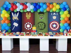 Os Vingadores (Festa) Party