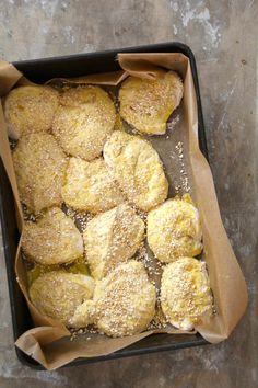 Norwegian Food, Norwegian Recipes, 5 Ingredient Recipes, Danish Food, Bread Rolls, Sweet Bread, Pretzel Bites, Bread Recipes, Scones