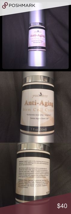 Anti aging cream Bought and used twice! Smells amazing! Leaves you feeling fresh! I just have this other fave stuff I use and absolutely love. If you want more details on the product feel free to ask' Other