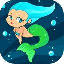 Deniz Kızları, ücretsiz boyama için çevrimiçi boya