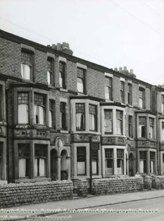Colwick Road, Sneinton, Nottingham, 1951 Nottingham City, Industrial Architecture, Good Old Times, Family History, Walks, Townhouse, Derby, Britain, The Past