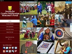 Society for Creative Anachronism Newcomer's Portal - learn more about the medieval and Renaissance history society that does swordfighting, equestrian, archery, arts and crafts, and more!