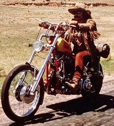 Dennis Hopper Old School          (Born to be wild)