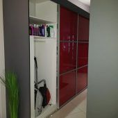 Swift Slide specialises in the custom design, manufacture and installation of Sliding Doors, walk throughs and room dividers as well as wardrobes. Cupboards, Sliding Doors, Bathroom Medicine Cabinet, Swift, Tall Cabinet Storage, Custom Design, This Is Us, Interior, Home Decor