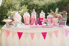 Ein Hochzeitstraum in Rosa  Katelyn James Photography