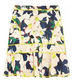 Must-Have: The Most Flattering Floral Skirt