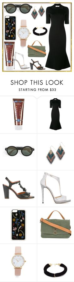 """""""Fashion forever"""" by denisee-denisee ❤ liked on Polyvore featuring Xen-Tan, Victoria Beckham, Zanzan, NAKAMOL, Chie Mihara, Jimmy Choo, Zero Gravity, Zanellato, Kate Spade and Elizabeth and James"""