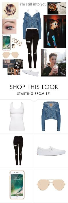 """""""Request For Tinker! 💕🔥"""" by alisa-herron ❤ liked on Polyvore featuring Balenciaga, Topshop, Vans, Griffin, Linda Farrow, limelight and BeAMaverick"""