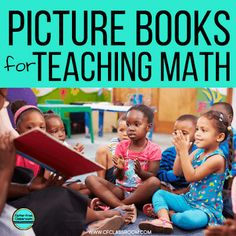 Read this blog post to learn how using math literature books for elementary math instruction is an effective way to teach key concepts and skills in a fun and engaging way for Kindergarten, 1st, 2nd, 3rd, 4th, and 5th grade students. Check out this post now!