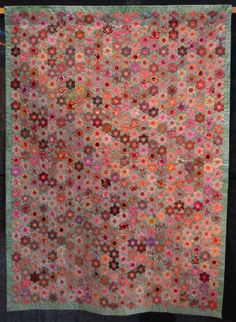 Maryandpatch, 'Pink Pastiche', The Festival of Quilts,  Abbey Quilters (4 members)