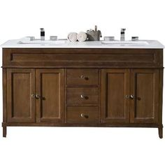 59 bathroom vanity double sink. Oakmont 59  Double Sink Bathroom Vanity Set Ekochic 42 Single Modern Pinterest