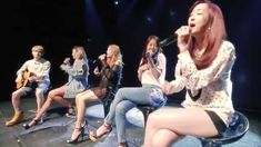 [Watch] SISTAR - Touch my body (Acoustic Version). Which version do you like? Share with us your views.