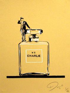 Charlie No. 5 Gold Edition  £400