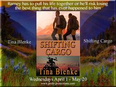 Shifting Cargo (Shifting Paradigm #3) by Tina Blenke
