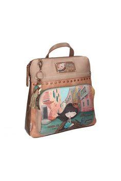 Anekke / Different. Santorini, Suitcase, Lunch Box, Pretty, Bags, Fashion, Handbags, Moda, Fashion Styles