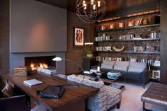 home office ideas for men #homeofficeideasformen