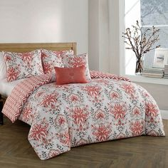 Geneva Home Fashion Avondale Manor 5-piece Tabitha Comforter Set