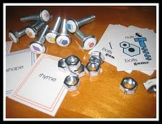 Relentlessly Fun, Deceptively Educational: Nuts and Bolts Game