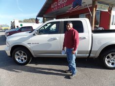 Congratulations to George K. on his purchase of a new Dodge Ram 1500! We appreciate your continued business, and hope you enjoy your new truck!