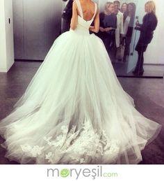 Prenses Gelinlik Modelleri 2014 8