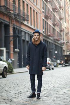 An Unknown Quantity | New York Fashion Street Style Blog by Wataru Bob Shimosato | ニューヨークストリートスナップ: January 2012