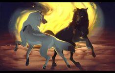 [DOTW] Collab - Dance of souls by Kiwiaka Manga Wolf, Anime Wolf, Wolf Deviantart, Wolf Comics, Cartoon Wolf, Wolf Sketch, Wolf Character, Wolf Artwork, Wolf Painting