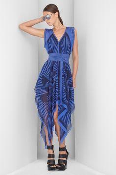 BCBG - maxi dress looks gorgeous!