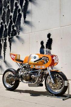 Brutal BMW R80 ST Cafe Racer by lynn                                                                                                                                                                                 More