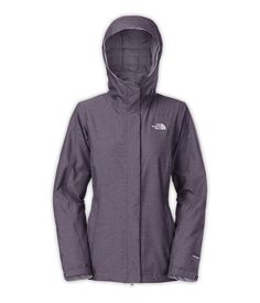 The North Face Women's Jackets & Vests RAINWEAR WOMEN'S SALITA INSULATED JACKET
